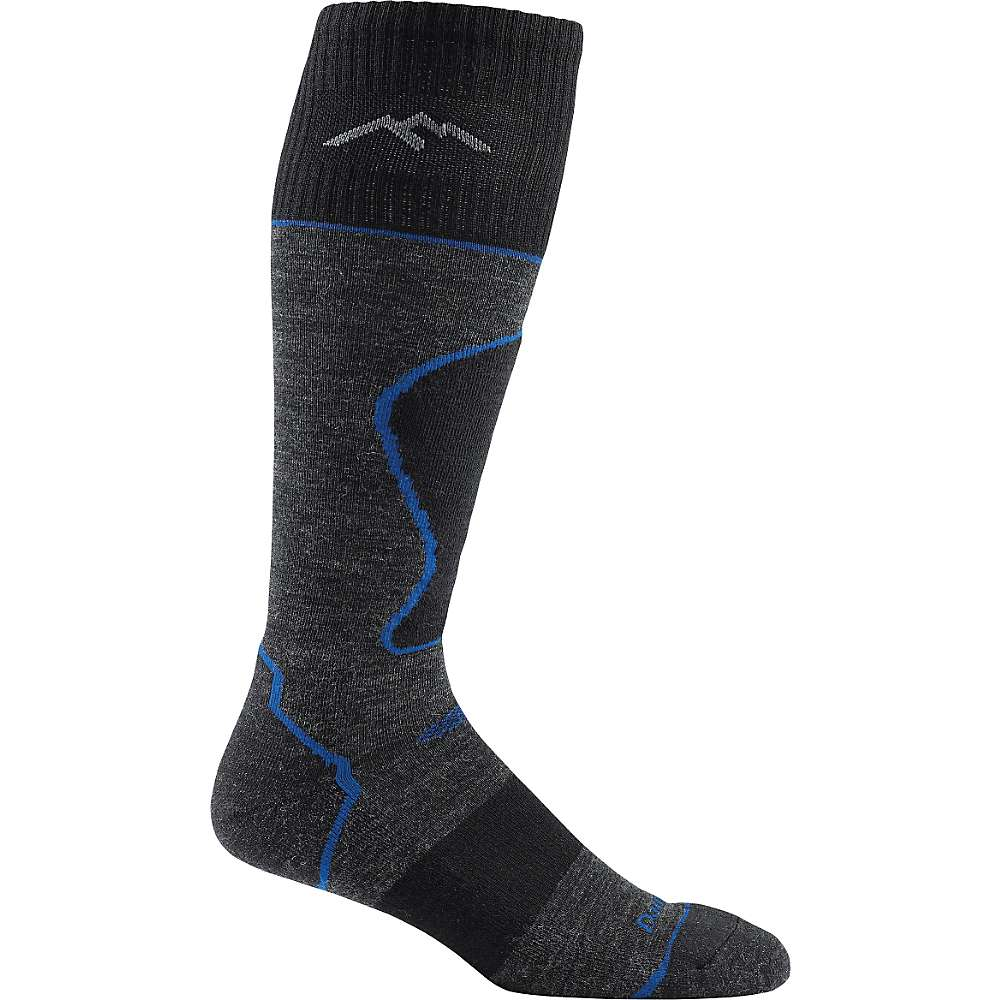 photo: Darn Tough Over-the-Calf Padded Light snowsport sock