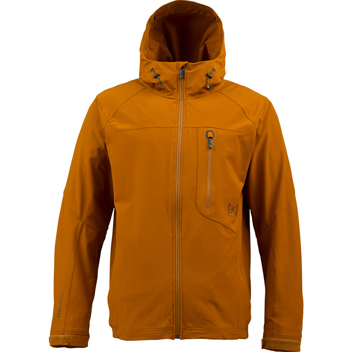 photo: Burton Rotor Softshell Snowboard Jacket soft shell jacket