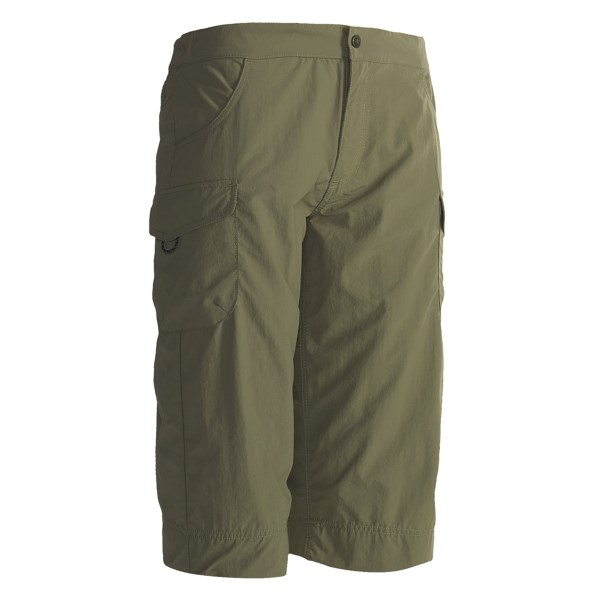 photo: White Sierra Crystal Cove Skimmer Shorts hiking short