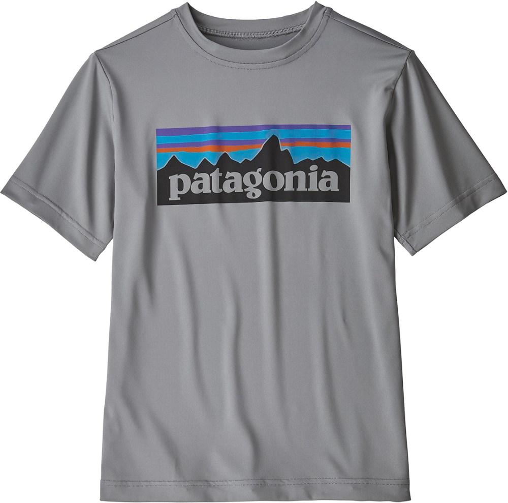photo: Patagonia Capilene Silkweight Graphic Tee short sleeve performance top