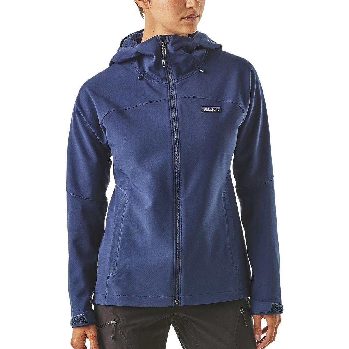 photo: Patagonia Women's Adze Hoody soft shell jacket