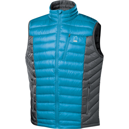 photo: Sierra Designs Women's Gnar Vest down insulated vest