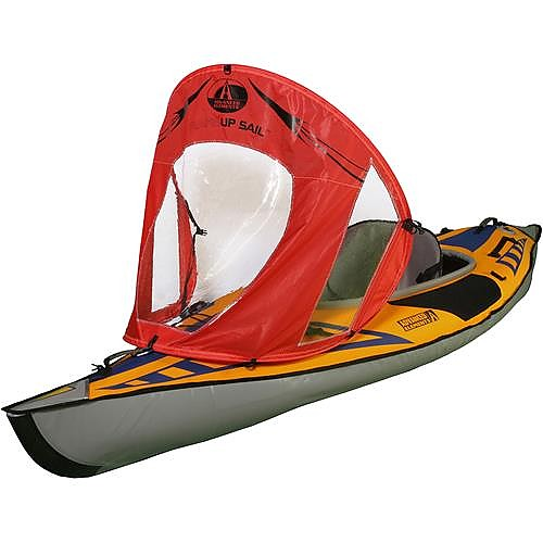 photo: Advanced Elements Rapid Up Sail paddling accessory