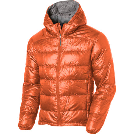photo: MontBell Men's Alpine Light Down Parka down insulated jacket