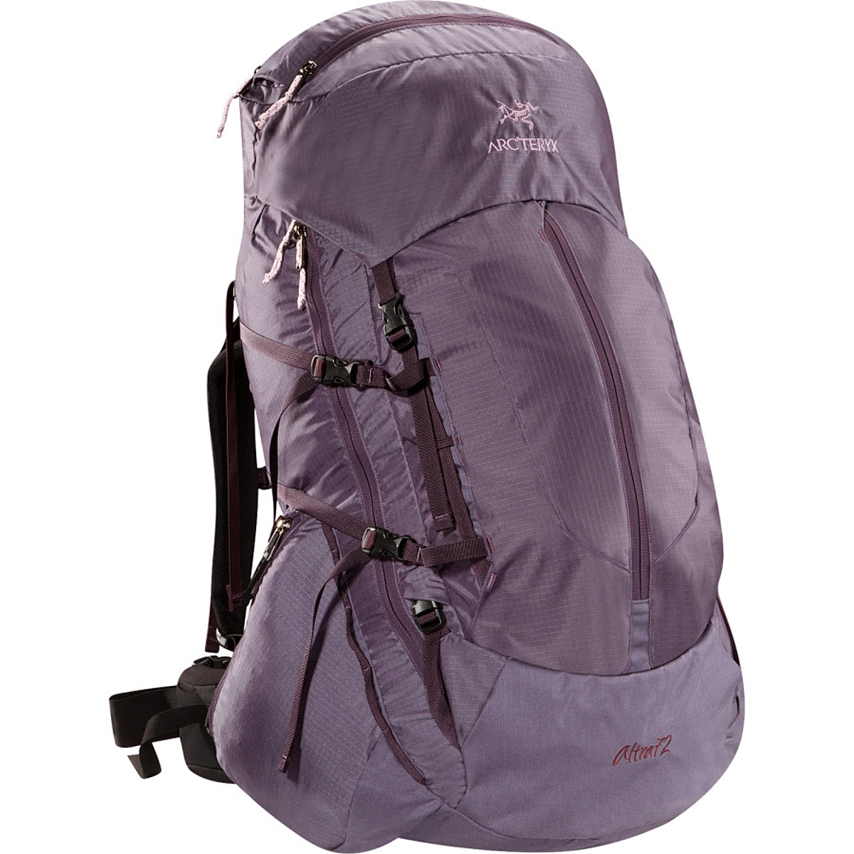 photo: Arc'teryx Altra 72 LT weekend pack (3,000 - 4,499 cu in)