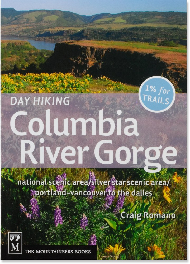The Mountaineers Books Day Hiking Columbia River Gorge