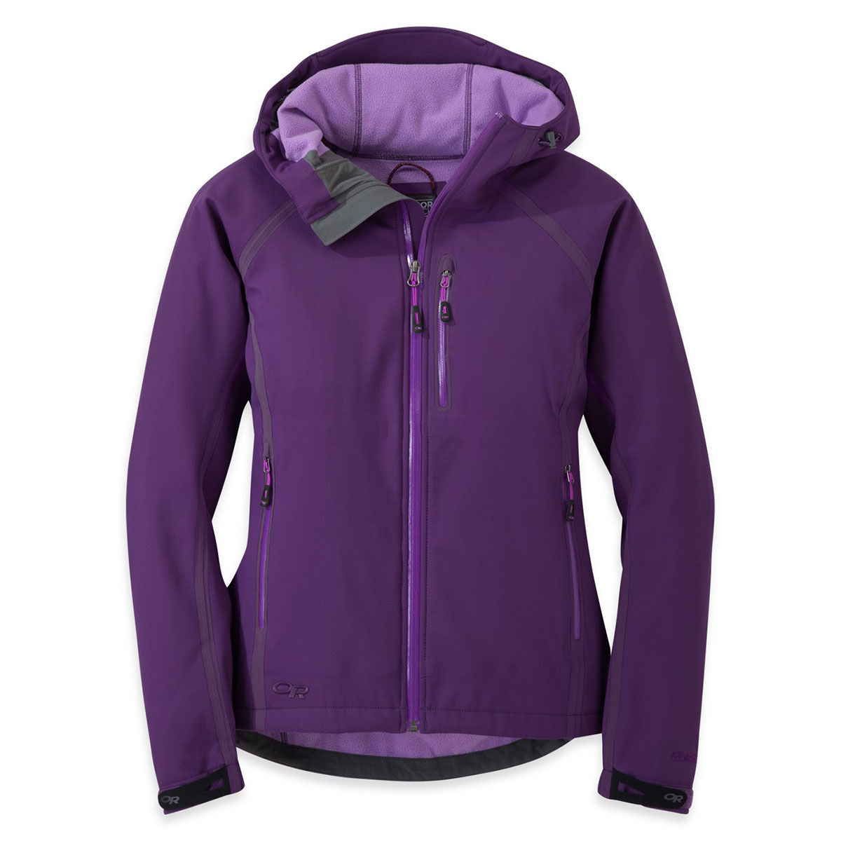 photo: Outdoor Research Women's Mithril Jacket soft shell jacket