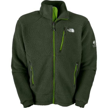 photo: The North Face Men's Scythe Jacket fleece jacket