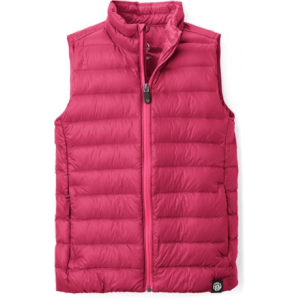 photo: REI Kids' Down Vest down insulated vest