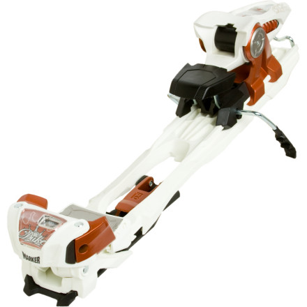 photo: Marker Duke alpine touring binding
