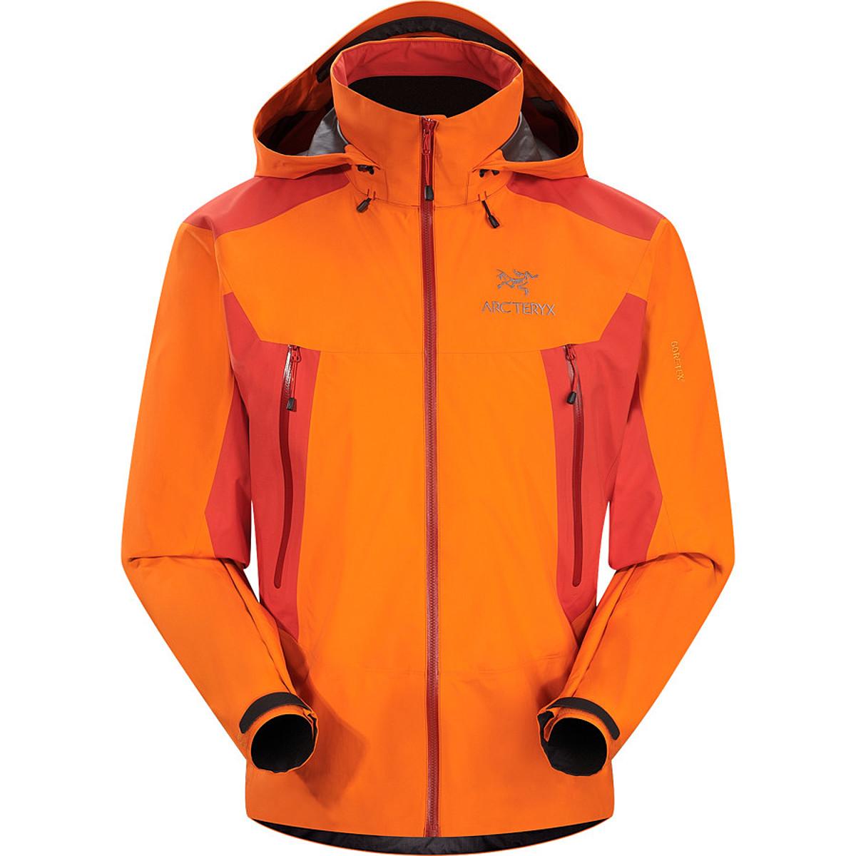 photo: Arc'teryx Beta LT Hybrid Jacket waterproof jacket