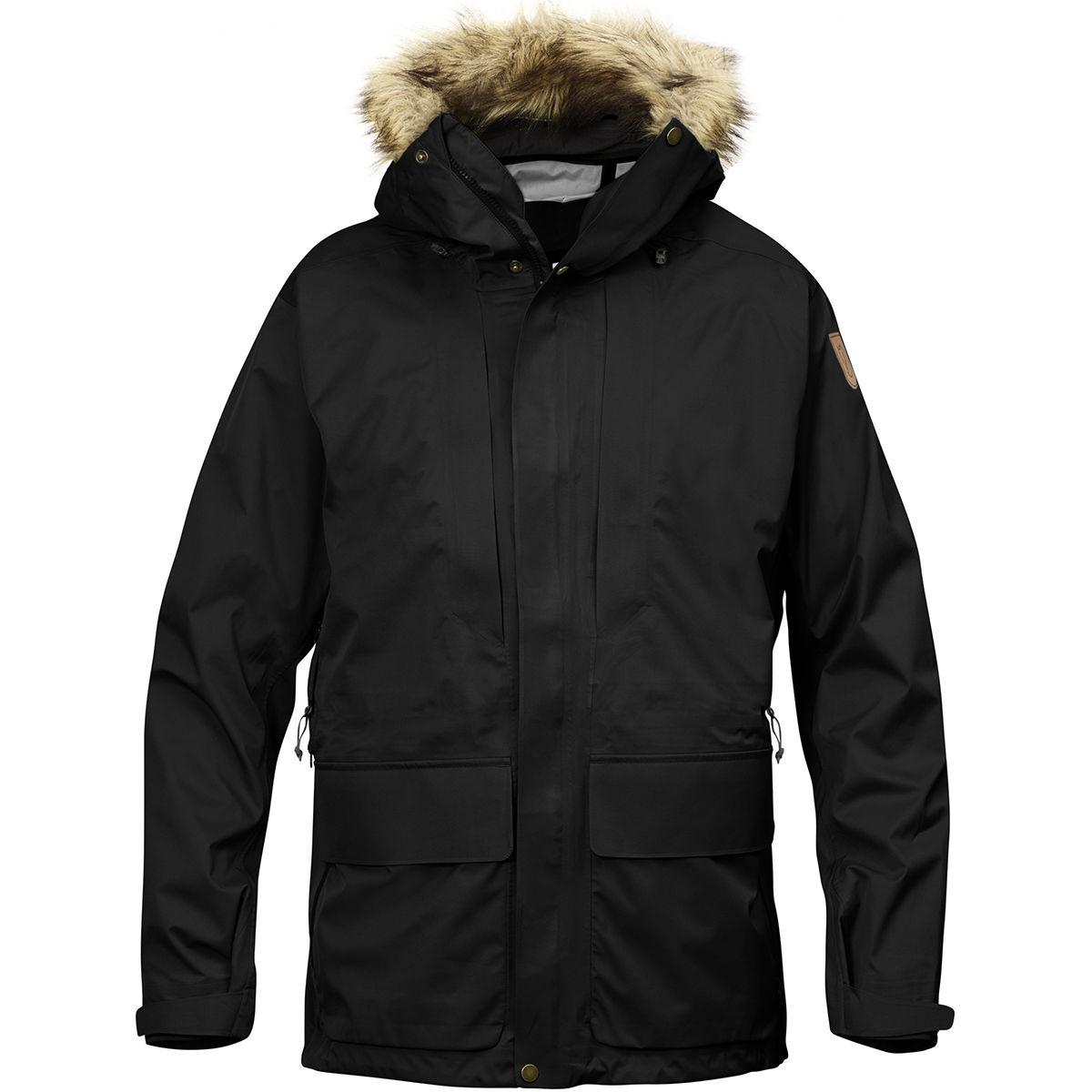 photo: Fjallraven Keb Eco-Shell Parka waterproof jacket