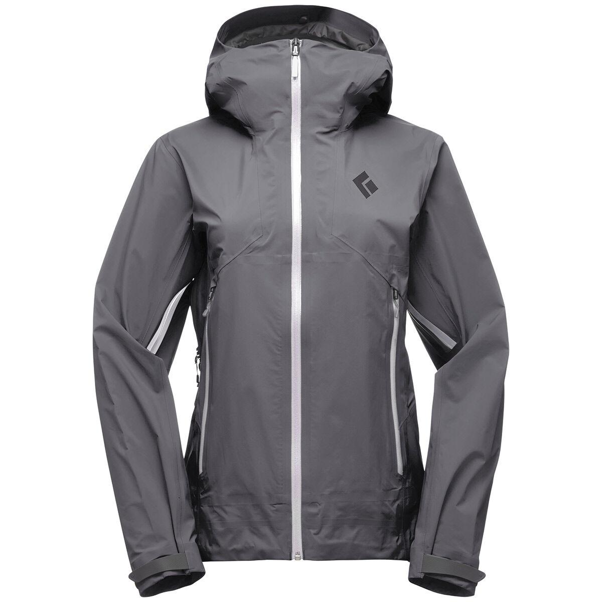 photo: Black Diamond Women's Helio Active Shell waterproof jacket