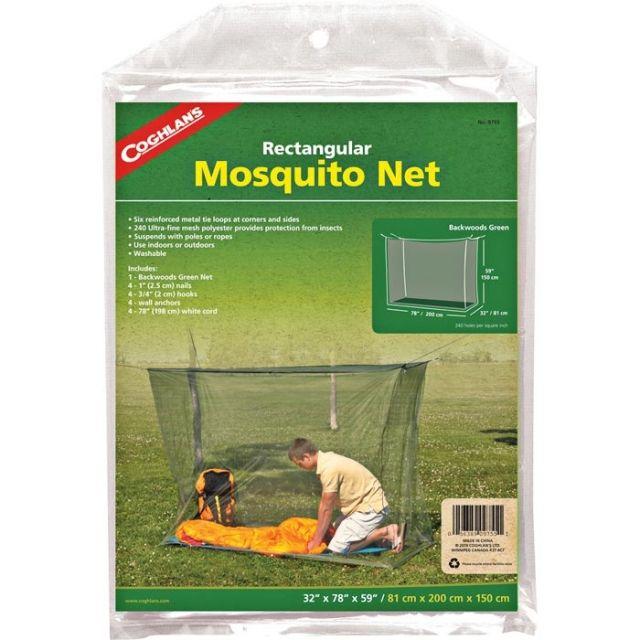photo: Coghlan's Backwoods Mosquito Net bug net