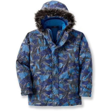 photo: REI Boys' Timber Mountain 3-in-1 Jacket component (3-in-1) jacket