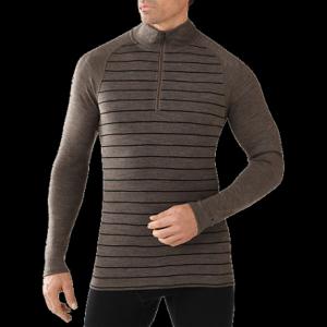 Smartwool Midweight Pattern Zip-T
