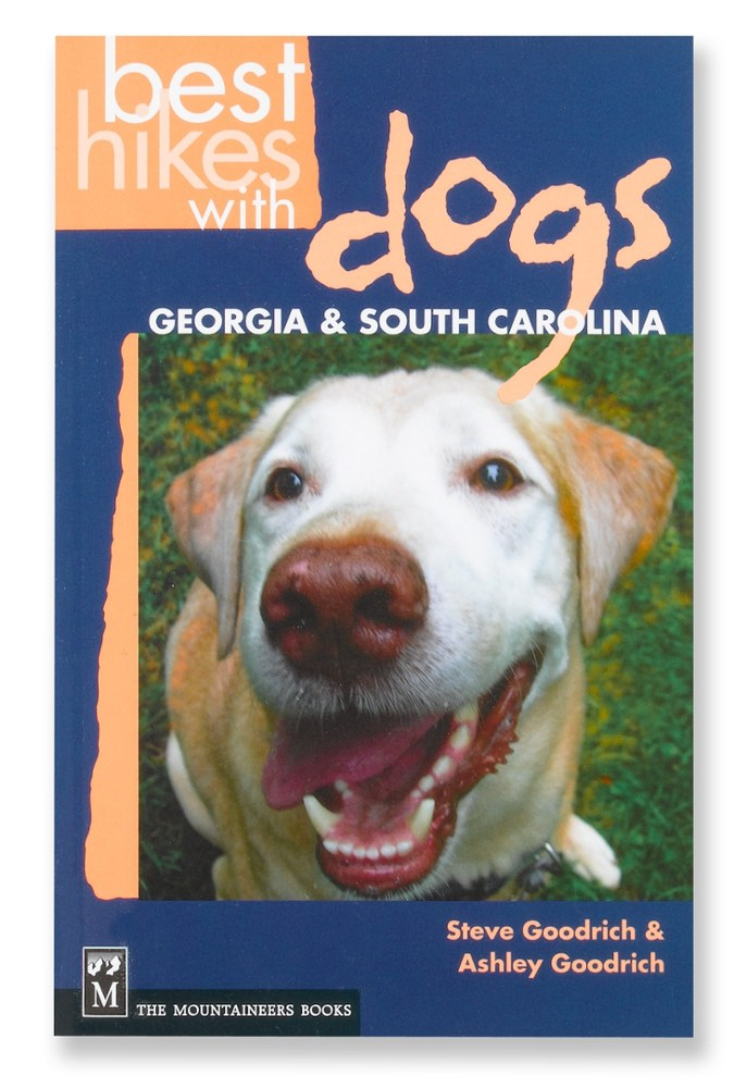 The Mountaineers Books Best Hikes With Dogs: Georgia & South Carolina