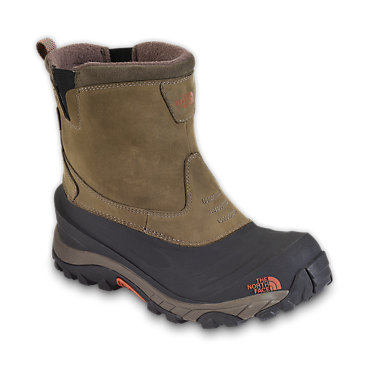photo: The North Face Men's Arctic Pull-On winter boot