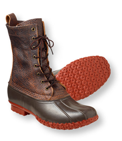 photo: L.L.Bean Maine Hunting Shoe footwear product