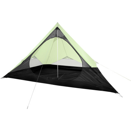 photo: NEMO Pentalite Wedge tent accessory