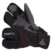 photo: Craft Thermal Split Finger Glove insulated glove/mitten