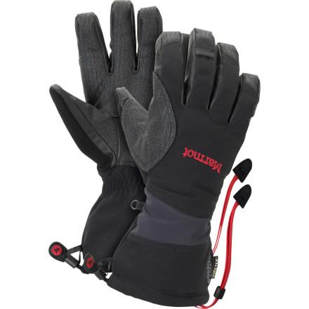 photo: Marmot Alpinist Glove insulated glove/mitten