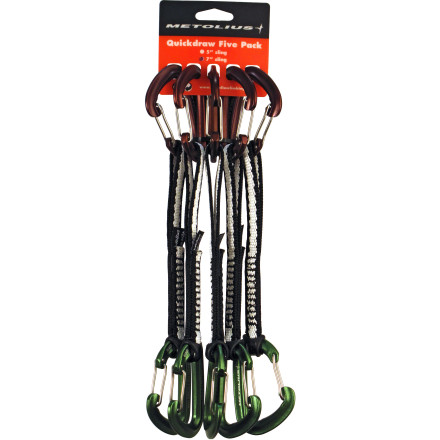 photo: Metolius FS Mini Biner Quickdraw quickdraw