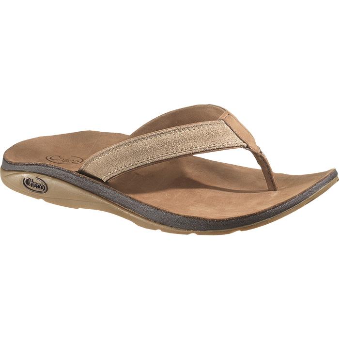 Chaco Leather Flippa Ecotread