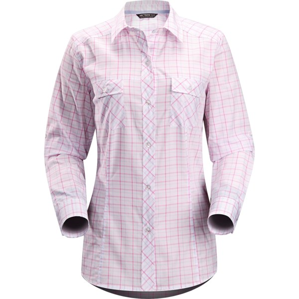 photo: Arc'teryx Melodie Shirt hiking shirt