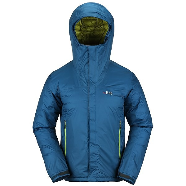 photo: Rab Snowpack Jacket down insulated jacket