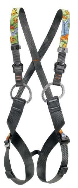 photo: Petzl Simba full-body harness