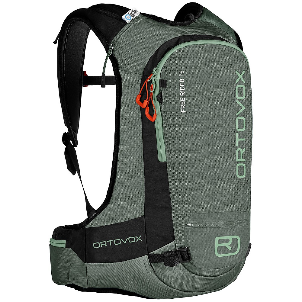 photo: Ortovox Free Rider 16 winter pack