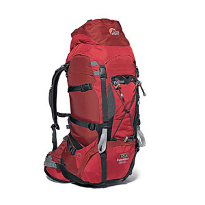 photo: Lowe Alpine TFX Expedition 65+15 weekend pack (3,000 - 4,499 cu in)