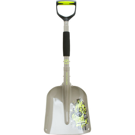 photo: Ortovox Alaska D snow shovel