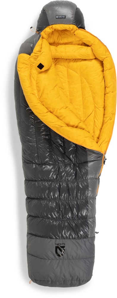 photo: NEMO Sonic -20 cold weather down sleeping bag