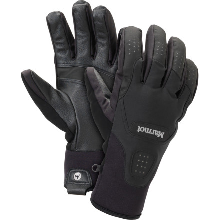 photo: Marmot Backside Glove soft shell glove/mitten
