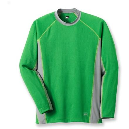 photo: REI Men's Fleet Long-Sleeve T-Shirt long sleeve performance top