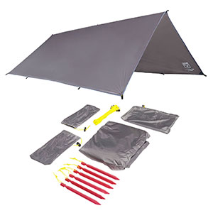 photo: Paria Sanctuary SilTarp tarp/shelter