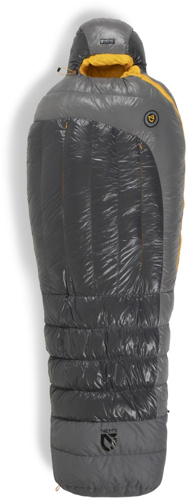 photo: NEMO Sonic 0 3-season down sleeping bag