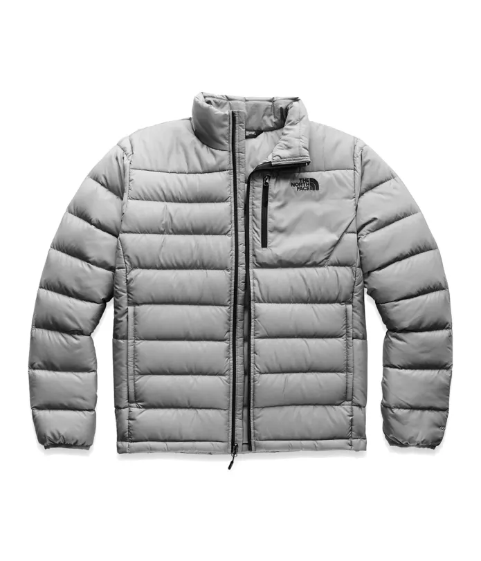 photo: The North Face Men's Aconcagua Jacket down insulated jacket