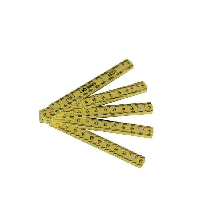 Brooks-Range Folding Ruler