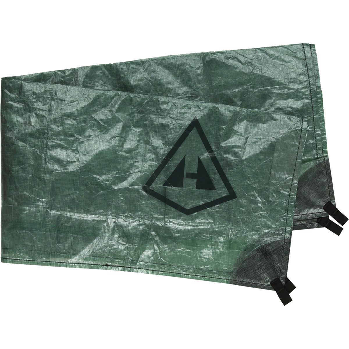 photo: Hyperlite Mountain Gear Ground Cloth footprint