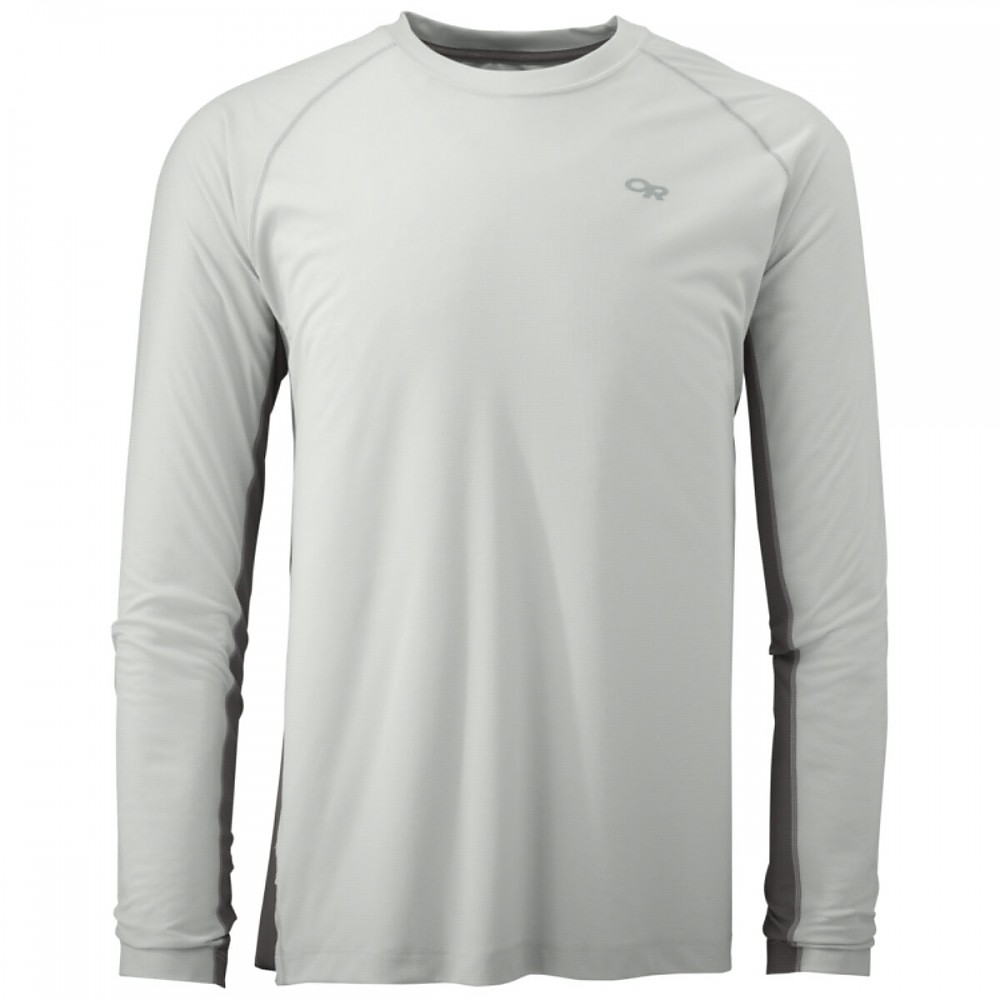 photo: Outdoor Research Echo L/S Duo Tee long sleeve performance top