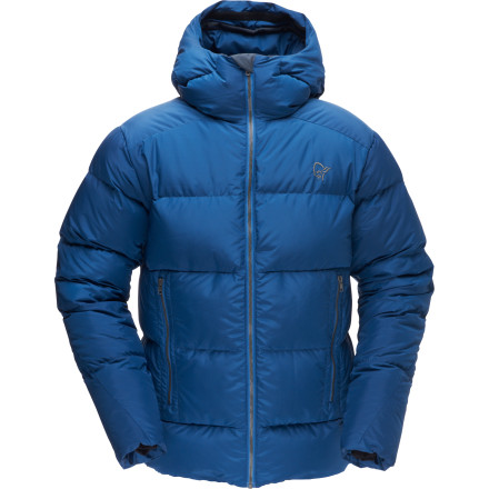 photo: Norrona /29 down750 Jacket down insulated jacket