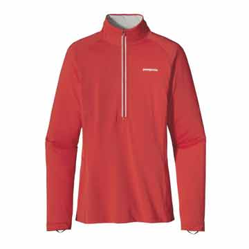 photo: Patagonia Women's All Weather Top long sleeve performance top