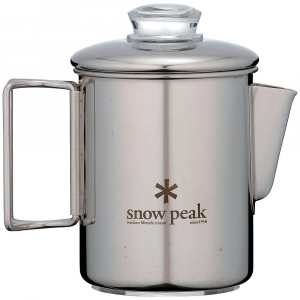 Snow Peak Stainless Coffee Percolator