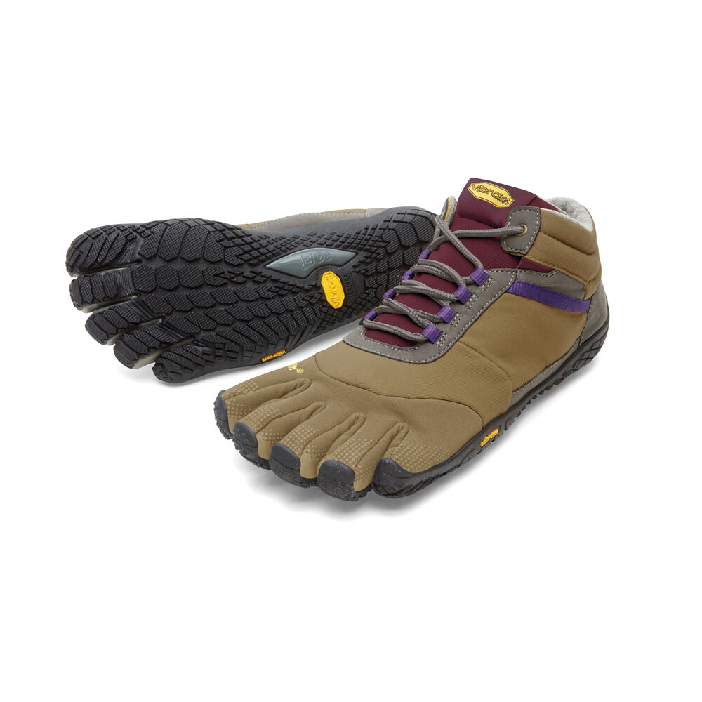 photo: Vibram FiveFingers Trek Ascent Insulated barefoot / minimal shoe