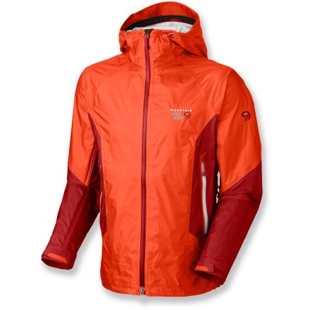 Mountain Hardwear Tunnabora Rain Jacket