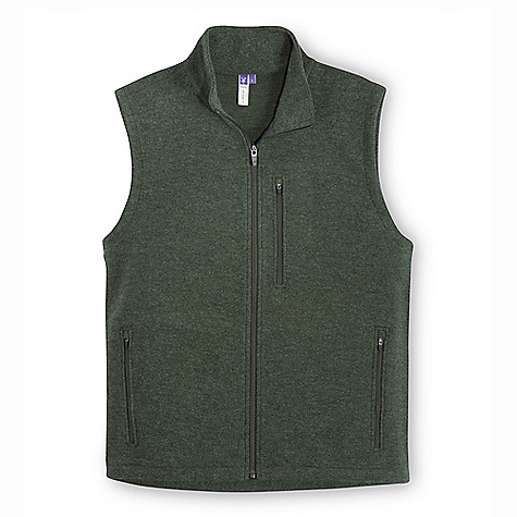 photo: Ibex Scout Vest wool vest