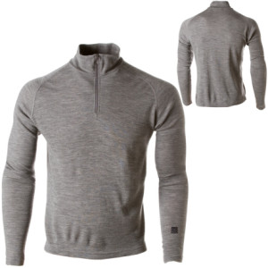 photo: 66°North Men's Basar Zip Neck base layer top